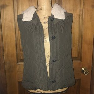 Maurices Hooded Vest